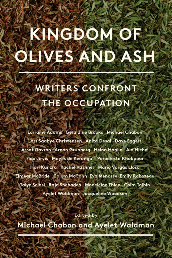 Kingdom of Olives and Ash book cover