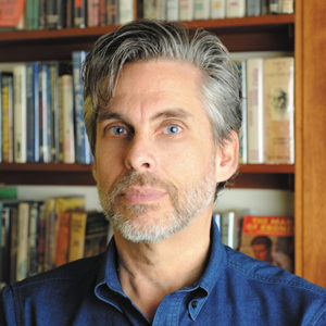 Michael Chabon - Photo Credit - Benjamin Tice Smith